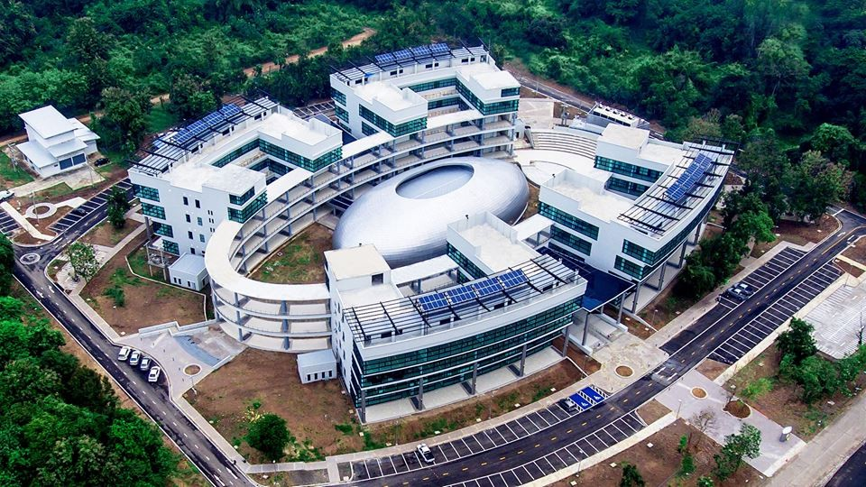 Northern Science Park